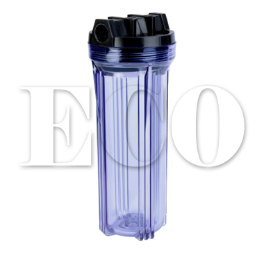 water filter cartridge housing