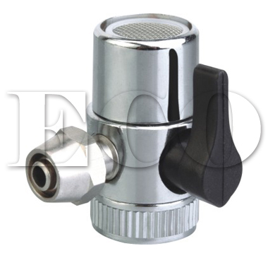 single way diverter valve 3/8\